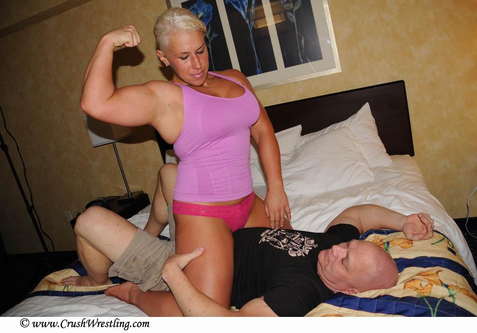 mature redhead sharing a cock